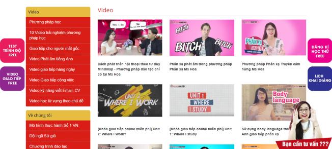 Image result for Video được phát trực tuyến của BBC English